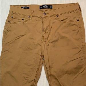 Hollister Slim Straight Pant